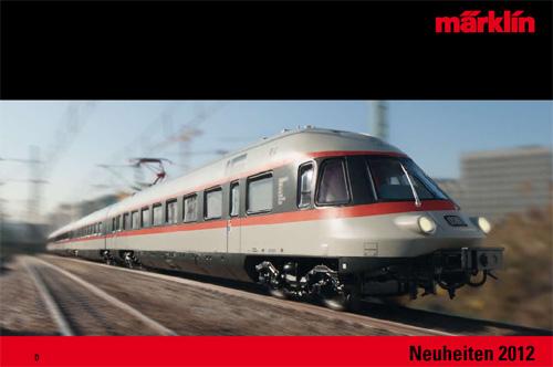 メルクリン<br /> /maerklin 新製品カタログ2012