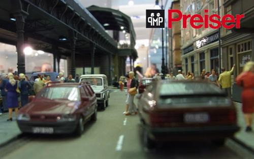 Preiser/プライザー取り扱い始めました!