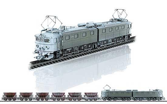 maerklin/メルクリン 26801 電気機関車 El 12 NSB/SJ 冬季ウェザリング仕様