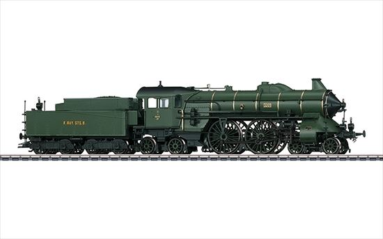 "maerklin/メルクリン 37015 蒸気機関車 K.Bay.Sts.B S2/6""border="