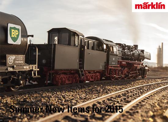 メルクリン/marklin 新製品 2015年