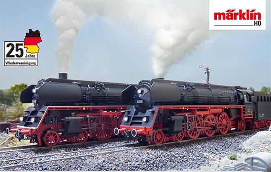 メルクリン/marklin IMA2015 東独仕様BR01パンフレット