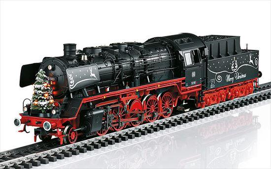 "maerklin/メルクリン 37838 蒸気機関車 DB BR50 クリスマス仕様"" border="