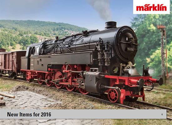 メルクリン/marklin 新製品 2016年