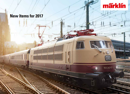メルクリン/marklin 新製品 2017年