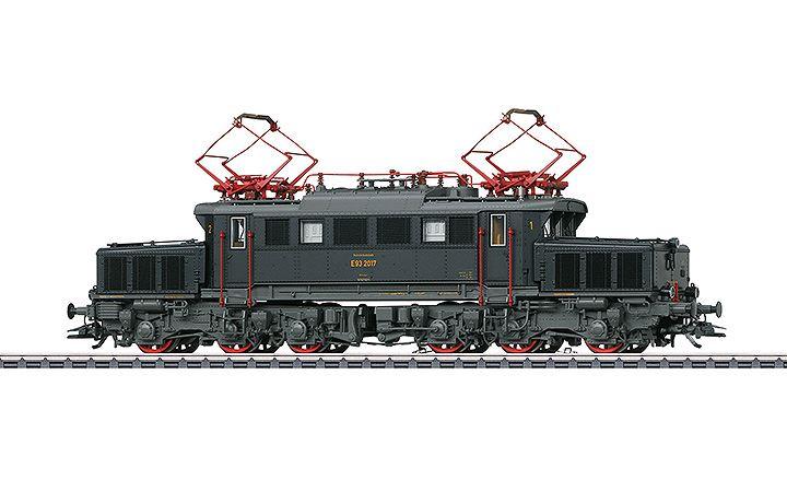 maerklin/メルクリン 37871 電気機関車 DB BRE93 messe