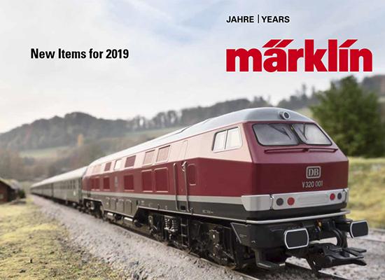 メルクリン/marklin 新製品 2019年