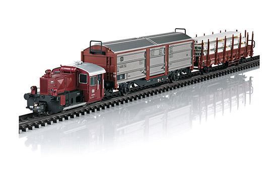 maerklin/メルクリン 26605 ディーゼル機関車 DB Kof II 貨車2両セット