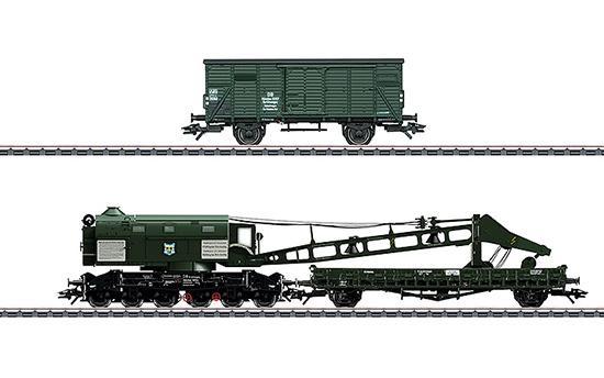 maerklin/メルクリン 49570 蒸気クレーン Ardelt 57t