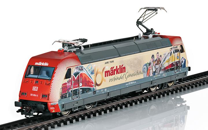 maerklin/メルクリン 39378 電気機関車 DBAG BR101