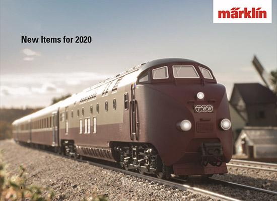 メルクリン/marklin 新製品 2020年