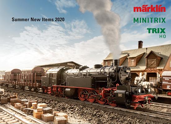 メルクリン/marklin 新製品 2020年 夏<br />