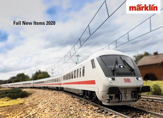 メルクリン/marklin 新製品 2020年 秋<br />