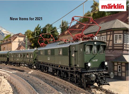 メルクリン/marklin 新製品 2021年