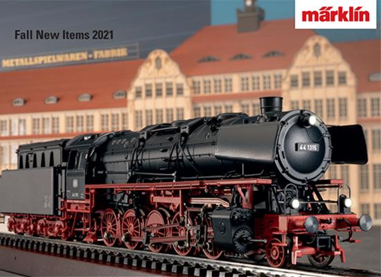 メルクリン/marklin 秋の新製品 2021年