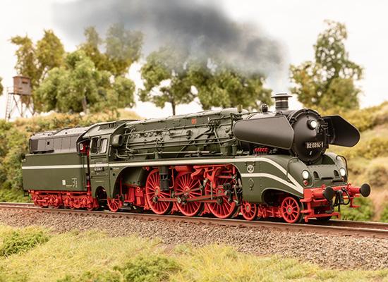 蒸気機関車BR 02 0314-1 DDR,Ep.IV